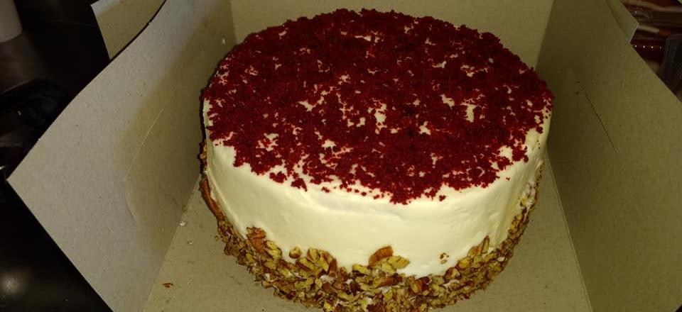 <h2 style='color:#FFFFFF !important;                                              '>Red Velvet Cake</h2>                                             <span class='slideDesc'>Don't miss out on our home-made desserts like this divine red velvet cake! </span>